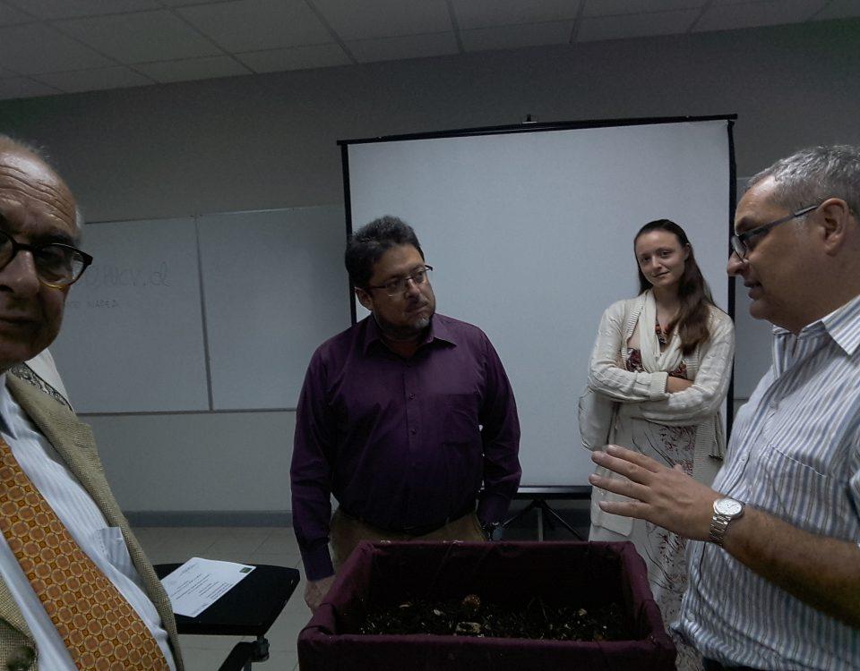 Investigacíon compost TEC. Costa Rica